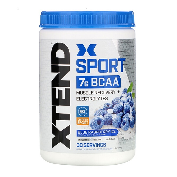 Scivation, Xtend Sport (BCAA), 345 г (12,2 унции)