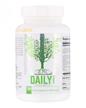 Universal Nutrition, Daily Formula, Multi-Vitamin, 100 Tablets