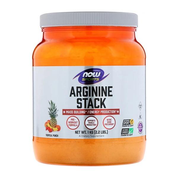 Now Foods Arginine Stack, (1 kg)