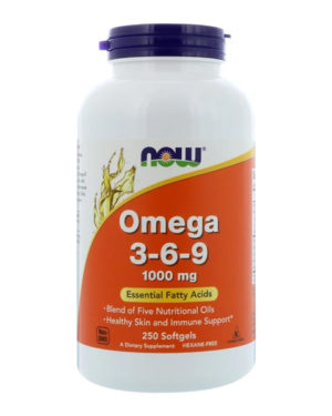 Omega 3-6-9 (250 softgels)