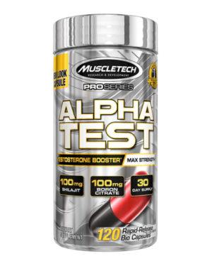 MuscleTech Alpha Test 120 капс.
