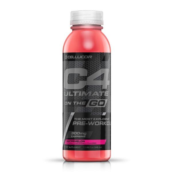 C4 Ultimate 300mg Coffeine (345ml)