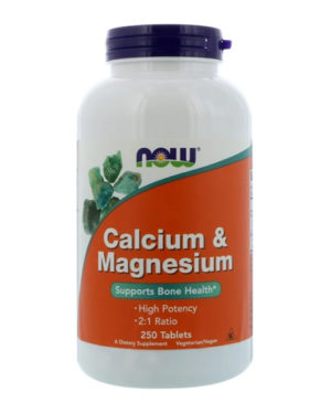 Calcium&Magnesium (250 softgels)
