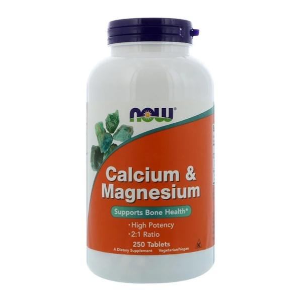 Calcium&Magnesium (250 softgels)