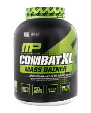Combat XL Mass Gainer 2.7kg