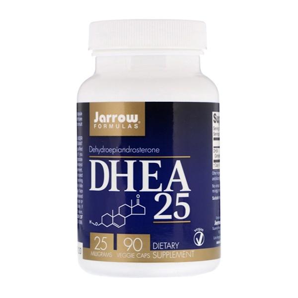 Jarrow Formulas, DHEA 25 мг, 90 капсул