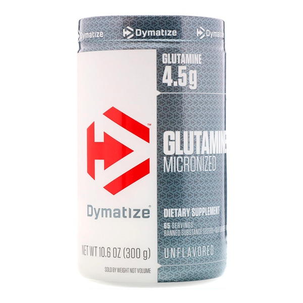 Dymatize Glutamine Micronized Powder 400 г