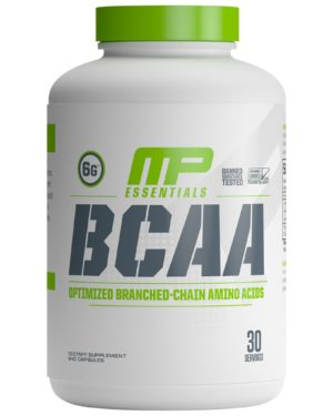 BCAA Capsules - MusclePharm