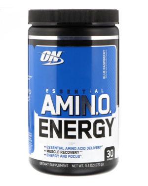 Optimum Nutrition, Энергетическая добавка с незаменимыми 0,6 фунтов (270 г)