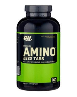 Superior amino 2222 (160 таблеток)