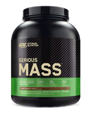 Optimum Nutrition Serious Mass (2.72 кг)