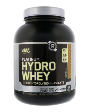 Optimum Nutrition, Platinum Hydro Whey1,59 кг
