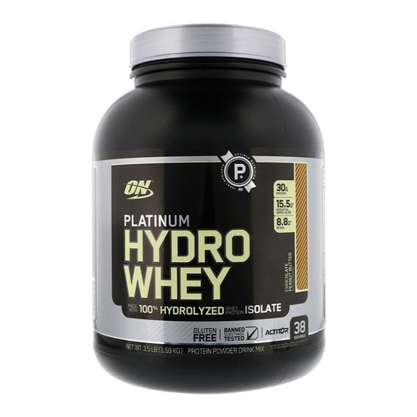 Optimum Nutrition, Platinum Hydro Whey1,59 кг