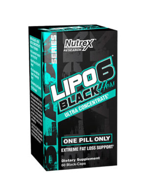 Lipo-6 Black HERS Ultra Concentrate (60caps)