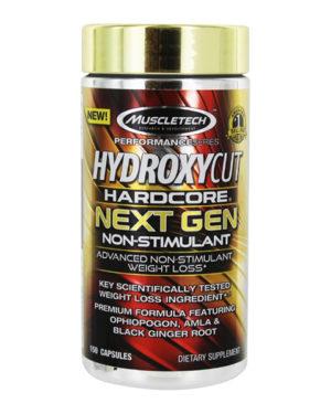 Hydroxycut Hardcore Next Gen - 150 капсул