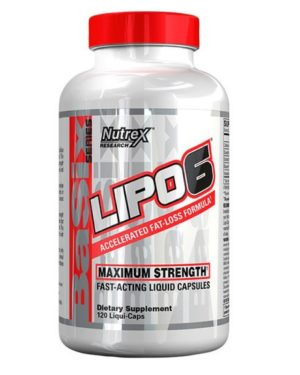 Lipo 6-X от Nutrex