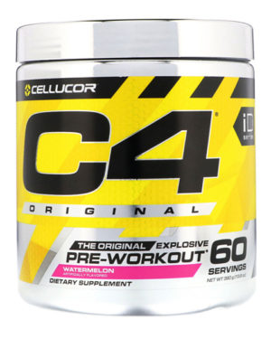 C4 Original Pre-Workout, Watermelon (390 g)