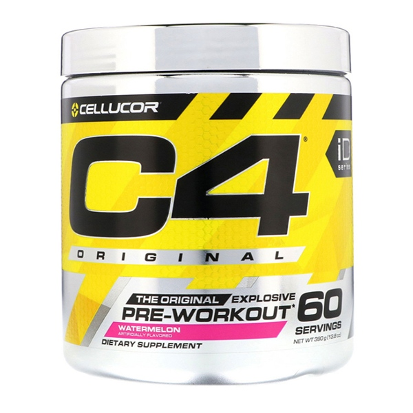 C4 Original Pre-Workout, Watermelon (390 g)
