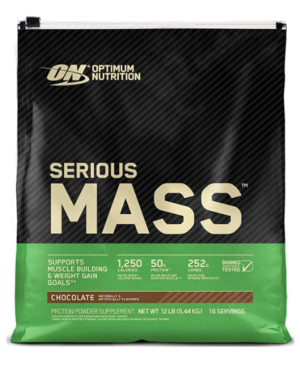 Optimum Nutrition Serious (5455g)