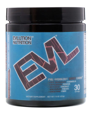 EVLution Nutrition, ENGN Shred, средство перед тренировкой, 213 г