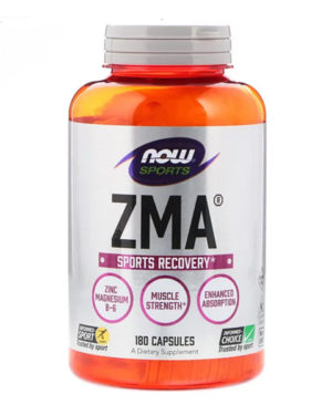 Now Foods ZMA 180 капсул