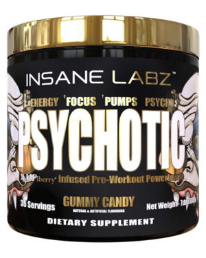 Psychotic Gold 200 гр (Insane Labz)