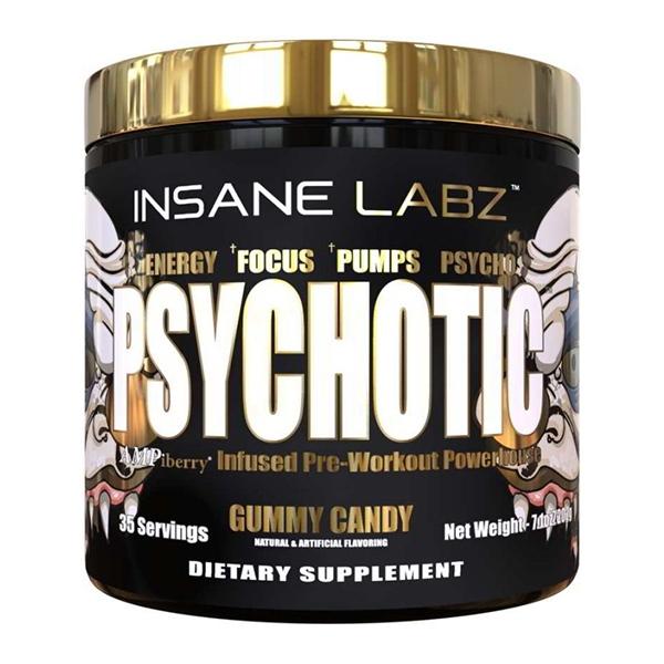 Psychotic Gold 200 гр (Insane Labz)
