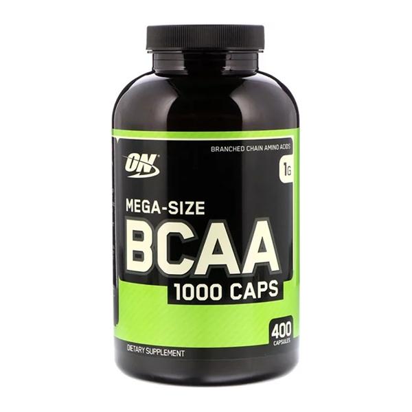 Optimum Nutrition BCAA  (400 капсул)