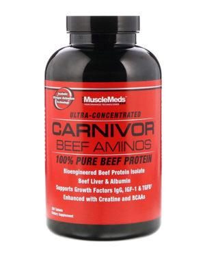 Carnivor Beef, 100% 300 таблеток