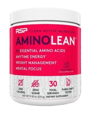 RSP AminoLean Energy Formula Powder