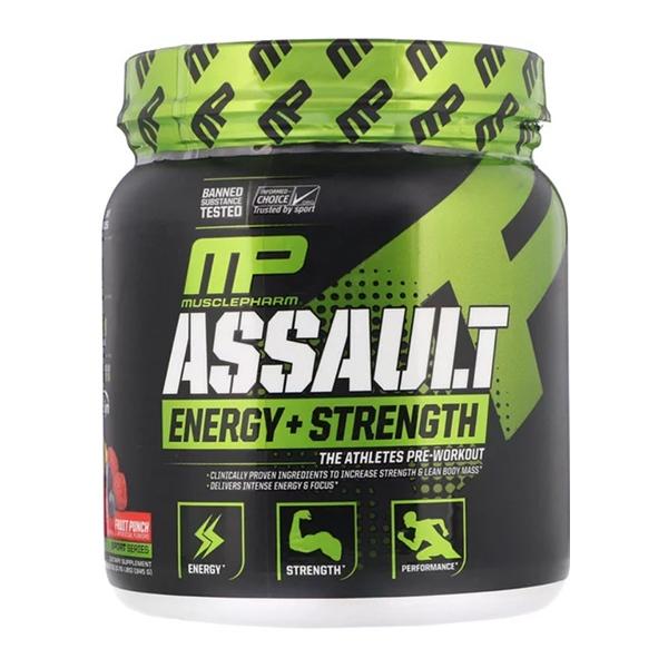 MusclePharm, Натиск энергии + сила,  (345 г)