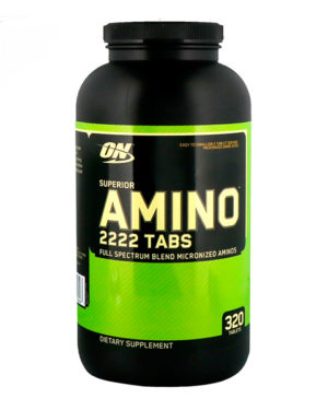 Superior amino 2222 (320 таблеток)