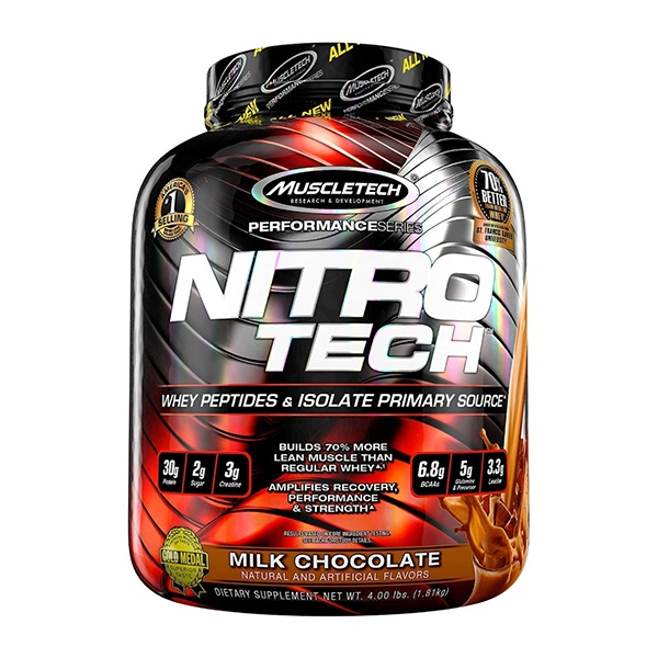 Nitro-Tech Performance Series (1.8kg)