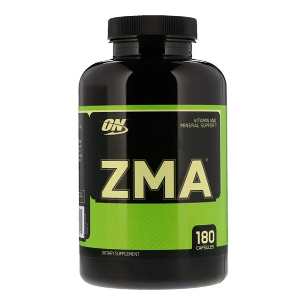 Optimum Nutrition, ZMA, 180 Capsules