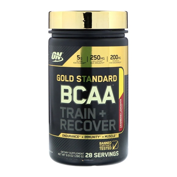 Optimum Nutrition, Gold Standard BCAA, 9.9 oz (280 g) (Discontinued Item)