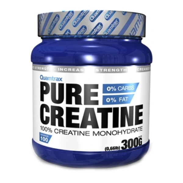 Quamtrax Nutrition Pure Creatine - 300 g
