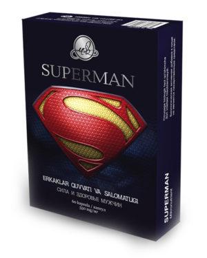 Superman от Wellnor