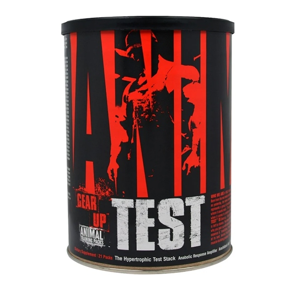 Universal Nutrition, Animal Test 21 Packs