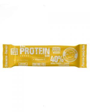 """Eco Nutrition Lab ProteinBar, Whey Protein+Casein """"Jaste"""" 50 g"""