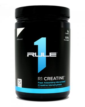 R1 Creatine, Unflavored, 75 Servings