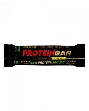 Eco Nutrition Lab ProteinBar, Banana 50 g