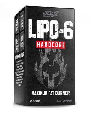 Nutrex Research Lipo-6 Hardcore