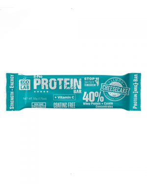 "Eco Nutrition Lab ProteinBar, Whey Protein+Casein ""Cheesecake"" 50 g"