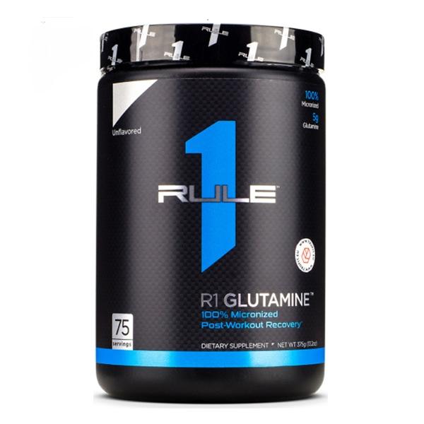 Rule One, Glutamine 375 g, 75 servings