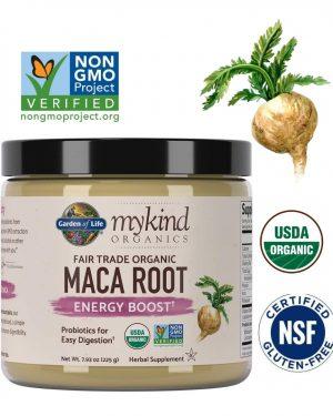 Garden of Life Maca Root Energy Boost 225 g