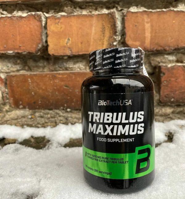 BiotechUSA Tribulus Maximum 1500mg 90 Tablets