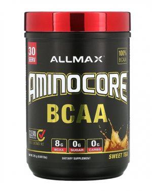 Allmax Aminocore BCAA Sweet Tea 315 g