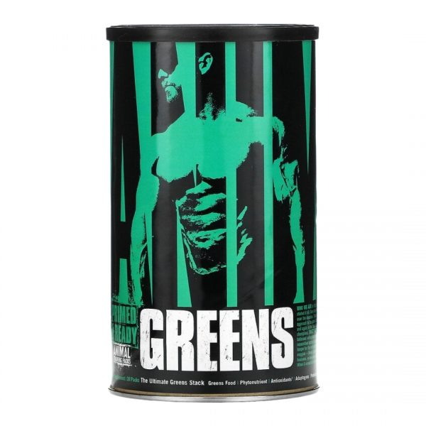 Universal Animal Greens 30 Packs