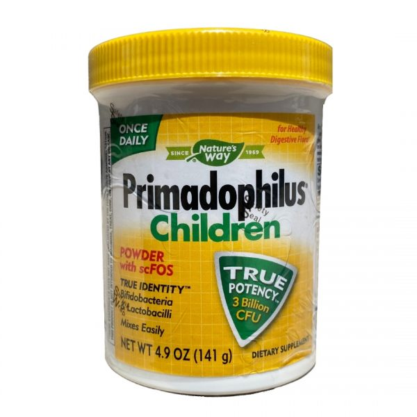 Nature's Way Primadophilus Children 3 Billion CFU 141 g